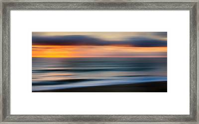 Rollers Framed Print by Bill Wakeley