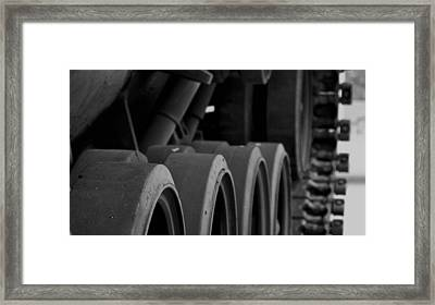 Rollin Framed Print by Richard Booth