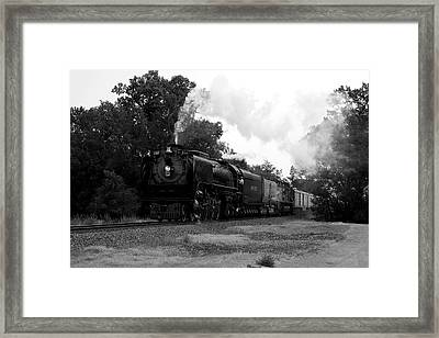 Rolling Thunder Framed Print by Jason Drake