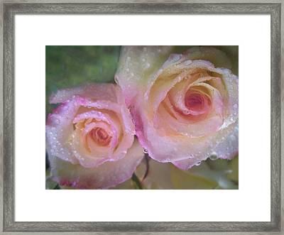 Romance 1 Framed Print by Shirley Sirois