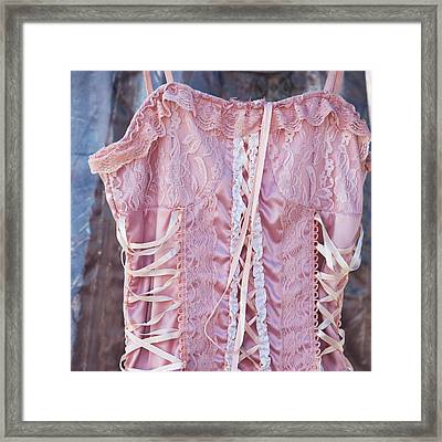 Romance Framed Print by Art Block Collections