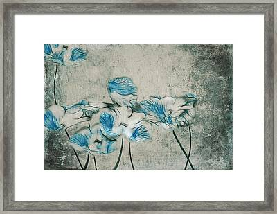 Romantiquite - 02v2t01 Framed Print by Variance Collections