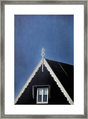 Roof Framed Print by Joana Kruse