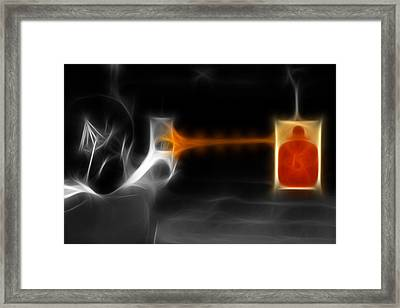 Rookie Exercise Framed Print by Wendy J St Christopher