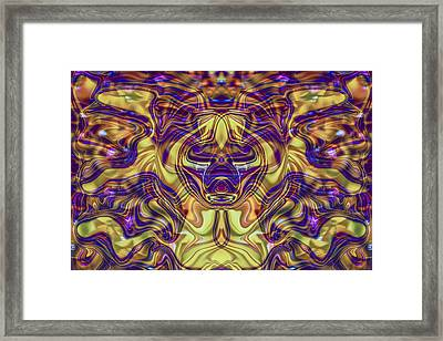 Rooted Framed Print by Omaste Witkowski