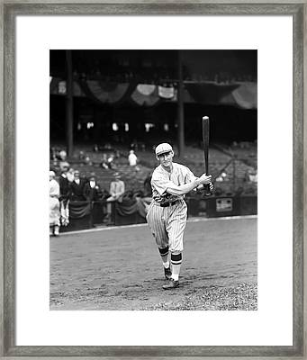 Roscoe A. Wattie Holm Framed Print by Retro Images Archive