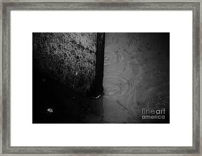 Rough Framed Print by Jessica Shelton