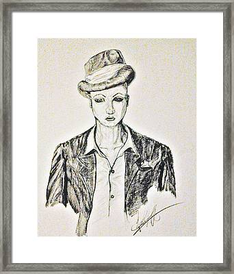 Rough Patch Framed Print by George Harrison