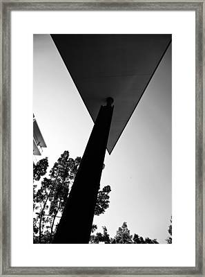 Rouse Hill 9 Framed Print by Carole Hinding