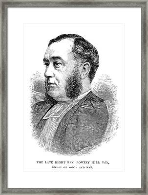Rowley Hill (1836-1887) Framed Print by Granger
