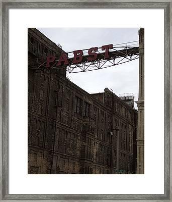 Rundown Framed Print by Kate Kinser