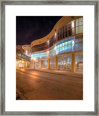 Rupp Arena Framed Print by Paul Meadors