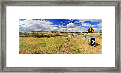 Rural Tasmania #2 Framed Print by Terry Everson