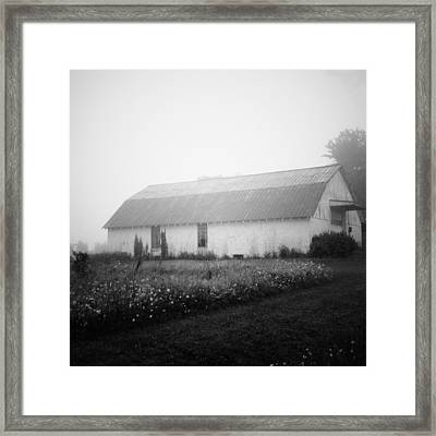 Rustic Retreat Framed Print by Joy StClaire