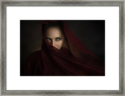 Rustique Framed Print by Hardibudi