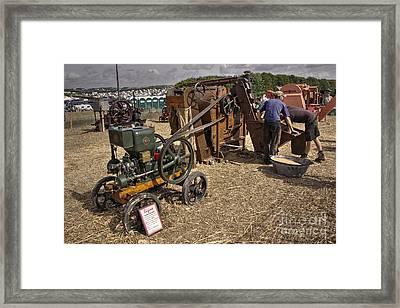 Ruston Ap 4  Framed Print by Rob Hawkins