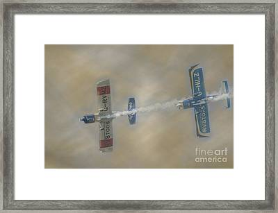 Rv8tors Framed Print by Darren Wilkes