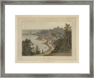 Rye Framed Print by British Library