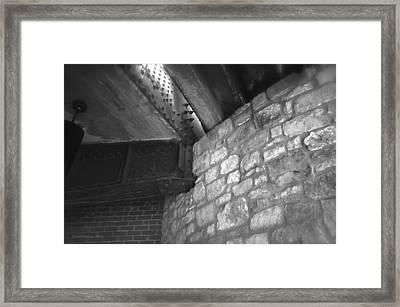 Sa River Walk 004-13 Framed Print by Shawn Marlow