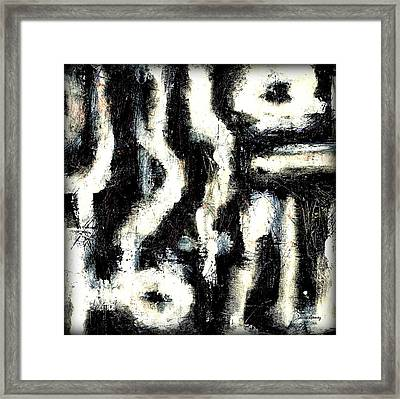 Sabanah By Laura Gomez - Square Size Framed Print by Laura  Gomez