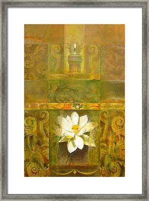 Sacred Places Framed Print by Brooks Garten Hauschild