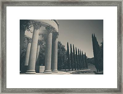 Sacred Things Framed Print by Laurie Search