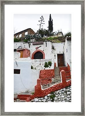 Sacromonte Caves Framed Print by RicardMN Photography