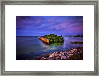 Safe Haven Framed Print by Marvin Spates