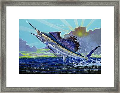 Sail Away Off0014 Framed Print by Carey Chen