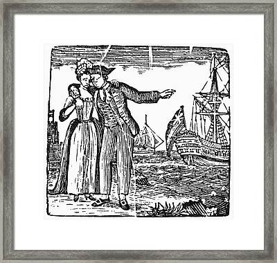 Sailor, C1800 Framed Print by Granger