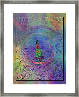 Sailors Gauntlet Framed Print by Tim Allen