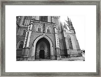 Saint Barbara's Church  Framed Print by Michal Boubin