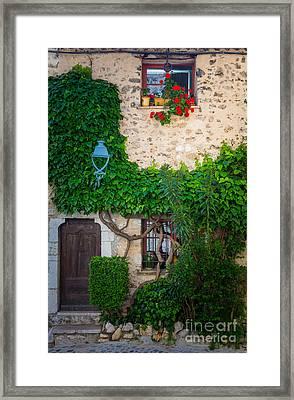Saint Paul Home Framed Print by Inge Johnsson