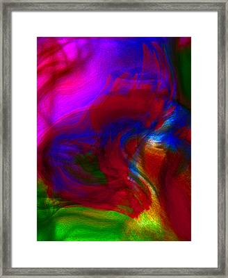 Salamander Framed Print by Richard Thomas