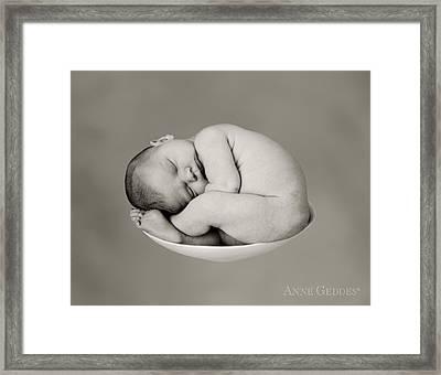 Sally Pearl Framed Print by Anne Geddes