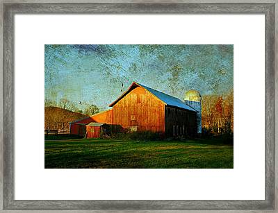 Same Day Tomorrow Framed Print by Diana Angstadt