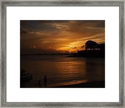 San Juan Framed Print by Mario Celzner