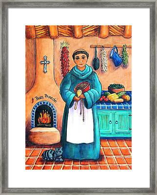 San Pascual Framed Print by Candy Mayer