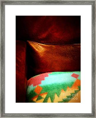 Sanctuary Framed Print by Newel Hunter