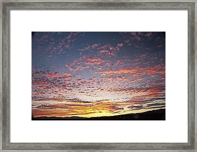Sand Hollow West Framed Print by Gilbert Artiaga
