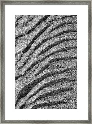 Sands Of Time Framed Print by Tim Gainey