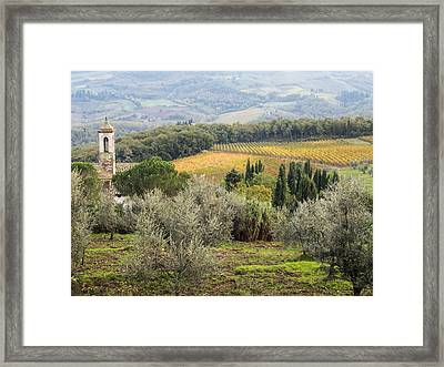 Santa Maria Novella Framed Print by Eggers   Photography