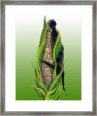 Santeria Framed Print by Tamara Shablack
