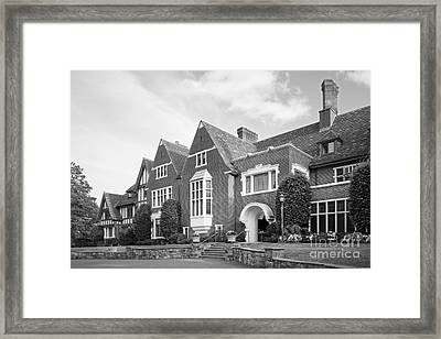 Sarah Lawrence College Westlands Framed Print by University Icons
