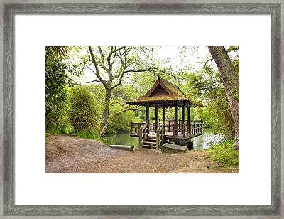 Saumarez Park - Guernsey Framed Print by Joana Kruse