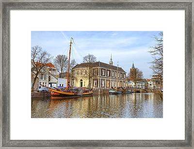 Schiedam Framed Print by Joana Kruse