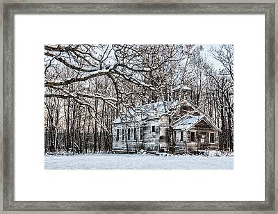 School Out Forever Framed Print by Paul Freidlund
