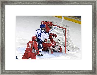 Score Framed Print by Mountain Dreams