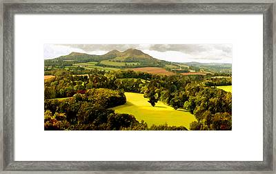 Scotts View Framed Print by James Shepherd