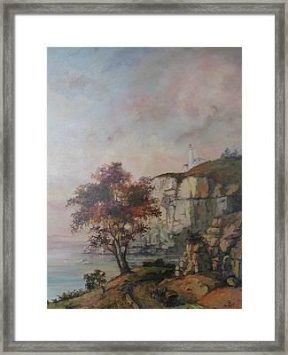 Seaside Framed Print by Tigran Ghulyan